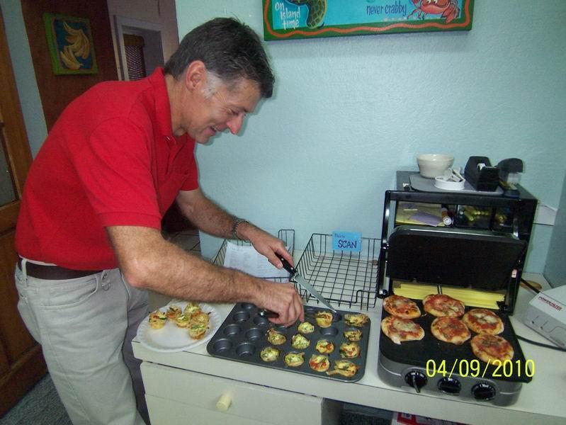 Guiseppes mobile kitchen