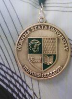 Ann Marie Honor Medallion