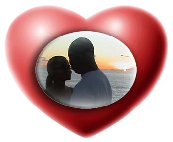 HeartSilhouette